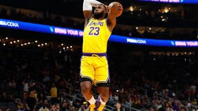 LA Lakers superstar LeBron James 'likely' to return from ankle injury this weekend: report