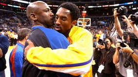 Michael Jordan to present Kobe Bryant at posthumous Hall of Fame induction ceremony