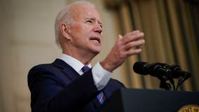 Biden moves COVID-19 vaccine eligibility date for all US adults up to April 19
