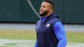 Man recants assault claim against Rams' Aaron Donald