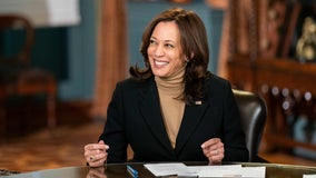 Vice President Kamala Harris will be in Los Angeles Thursday through Easter Sunday