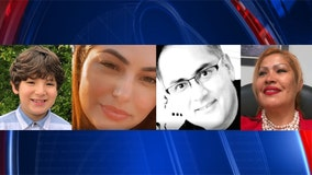 Orange mass shooting victims identified