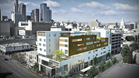 Skid Row Housing Trust opens 54 permanent supportive housing units