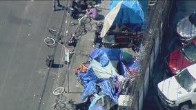 LA City Council tentatively approves ordinance to restrict encampments