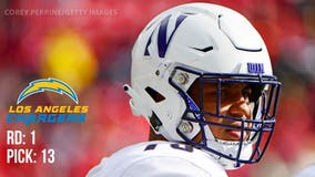 Tracking LA Chargers picks in 2021 NFL Draft