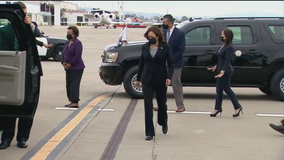 VP Harris returns to Oakland with focus on jobs, infrastructure and clean drinking water