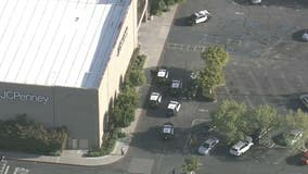 Man detained after reports of armed man at The Shops in Montebello