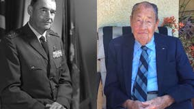Birthday celebration for world's 'oldest general' to be held in Riverside