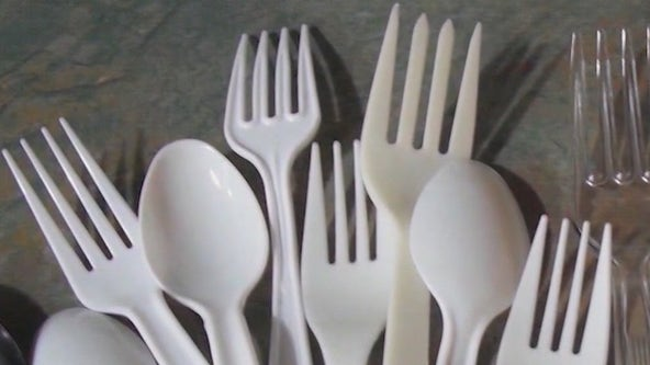 LA ordinance would ban self-serve plastic utensils in restaurants to reduce waste