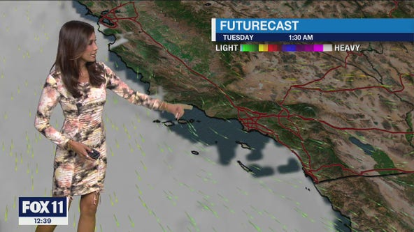 Weather Forecast for Monday, April 19