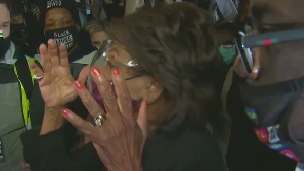 Judge criticizes Rep. Maxine Waters, calling her Chauvin trial comments 'abhorrent'