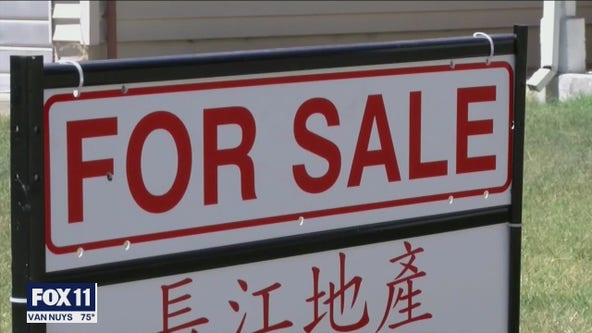 SoCal's hot real estate market