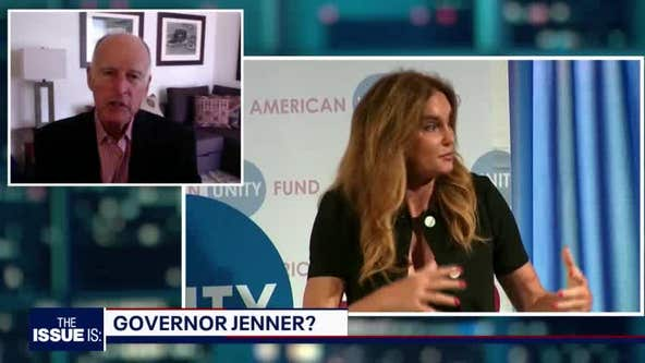 Former Gov. Jerry Brown doesn't believe Caitlyn Jenner will 'have a chance' in run against Newsom
