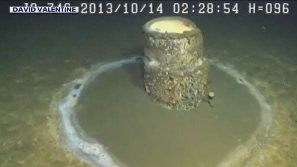 Massive toxic dump site discovered on ocean floor between Long Beach and Catalina Island