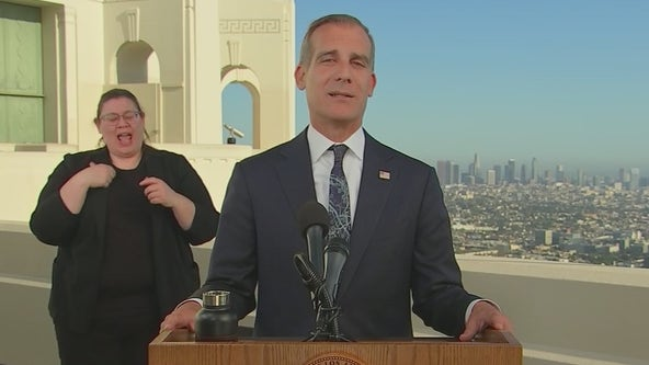 Garcetti proposes basic income pilot, massive spending plans for Los Angeles