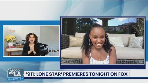 Sierra McClain talks Spring Premiere of 911: Lone Star