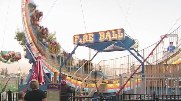 Castle Park amusement park reopens as Riverside County is in orange tier