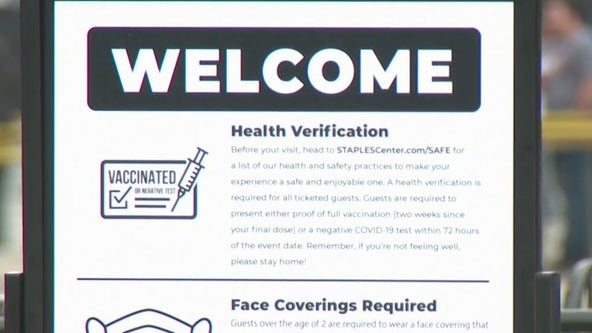 Businesses, live events implementing vaccine privileges as COVID-19 restrictions continue to ease up