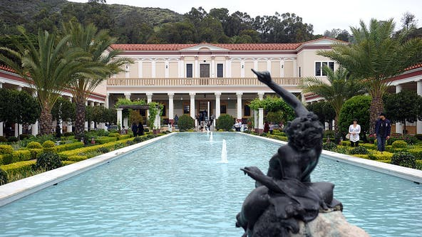 Getty Villa set to reopen April 21