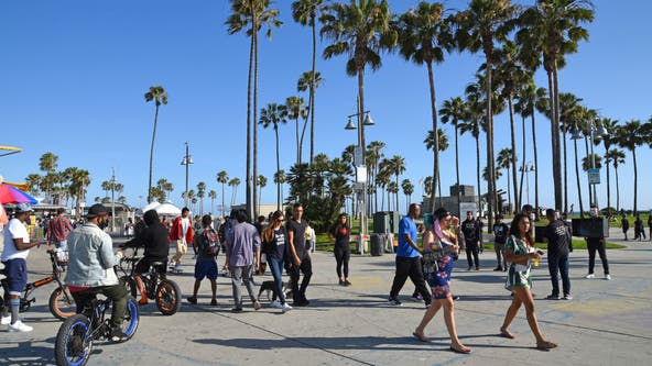 Mayor Garcetti announces initiatives to help LA's tourism sector recover