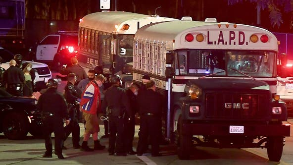 Journalism groups demand end to media arrests while covering protests