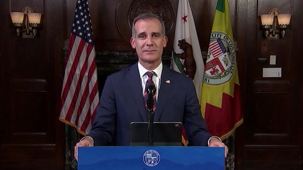 Los Angeles Mayor Eric Garcetti to deliver State of the City address Monday