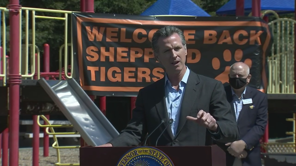 'We must prepare now for in-person learning' next school year: Gov. Gavin Newsom