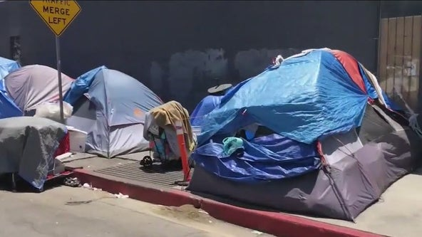 LA City Council to consider more voluntary approach to homeless encampment cleanups