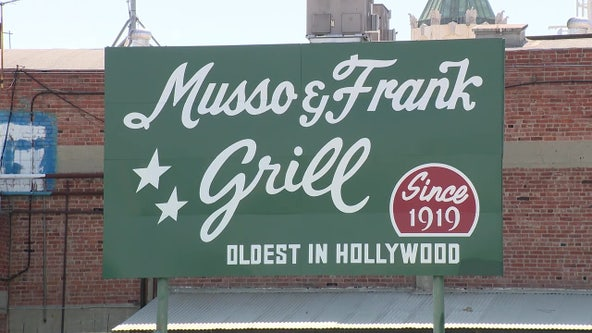 Restaurant Musso & Frank set to reopen May 6 after more than a year-long closure