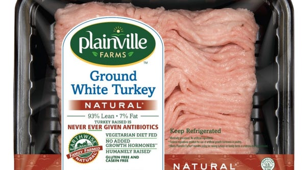 Public health alert issued for 200k lbs. of raw ground turkey products over salmonella concerns