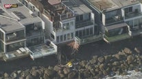Multiple people injured after balcony collapses in Malibu