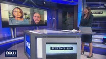Full interview: Tammi Mac, John Kobylt discuss George Floyd protests one year later