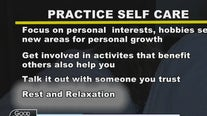 Tips on practicing self-care during Mental Health Awareness Month