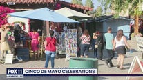 Cinco de Mayo celebrations in Los Angeles