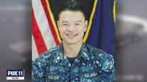 From growing up in foster care to serving the country: Meet Commander Nguyen