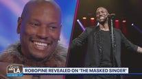 Robopine revealed on The Masked Singer
