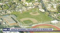 Venice baseball field dispute resolved