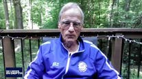 78-year-old distance runner set to embark on cross-country run