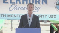 Governor Newsom clarifies mask comments