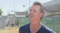 FOX 11 Exclusive Interview with Governor Gavin Newsom