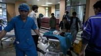Death toll soars to 50 in bombing near girls' school in Afghanistan