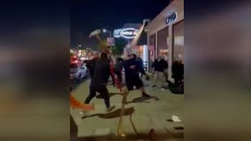 Man arrested and released on bail in attack on Jewish men outside LA restaurant