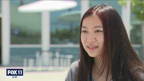 High school senior accepted to 16 colleges