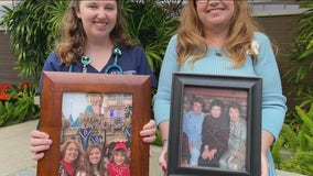 Mom, daughter continue legacy of health care profession