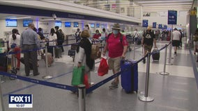 LAX reports record number of travelers, but still lags in passengers compared to 2019