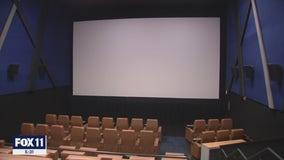 Movie theaters back open in time for Memorial Day weekend