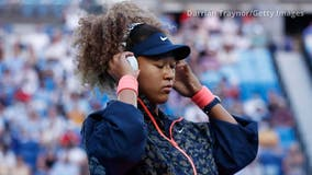 Mental health expert calls Naomi Osaka 'brave' for pulling out of French Open