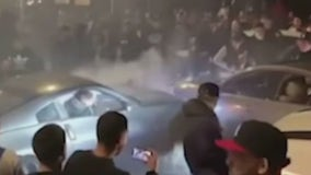 Sideshows drawing crowds, at times escalating to violence across the Southland
