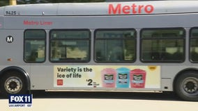 LA Metro Board to vote on pilot program for fareless rides for students and low income families