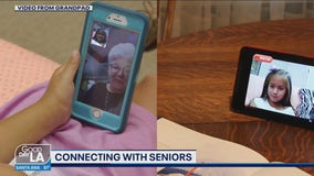 The Grandpad digital tablet makes it easy to connect with seniors